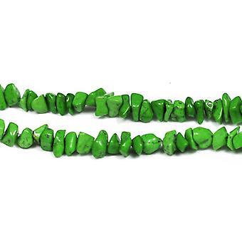 Strand 85 + Magnesita verde 6-12mm Chip grânulos GS5499