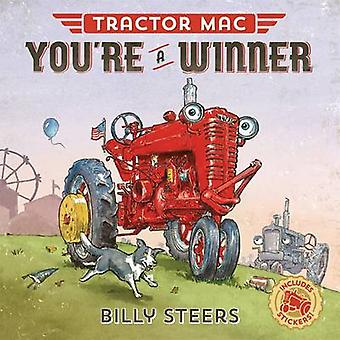 Tractor Mac You're a Winner by Billy Steers - 9780374305383 Book