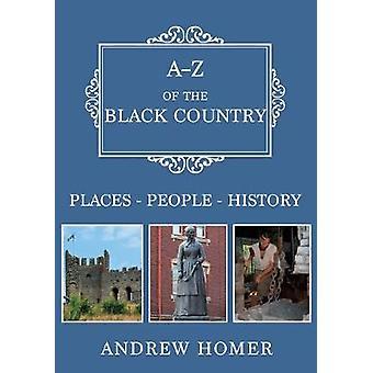 A-Z van de Black Country - plaatsen-mensen-geschiedenis van A-Z van de zwarte C