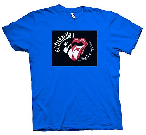 Mens T-shirt - Rolling Stones Experience - Satisfaction