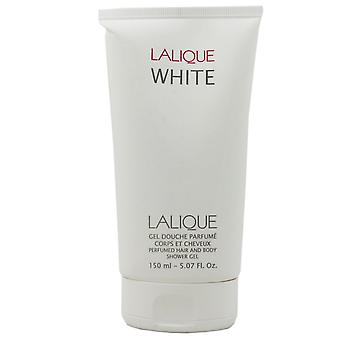 Lalique White pour Homme 150 ml hair & body show he gel shower gel