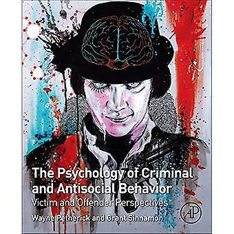 Psykologiaan rikollinen ja epäsosiaalinen käyttäytyminen
