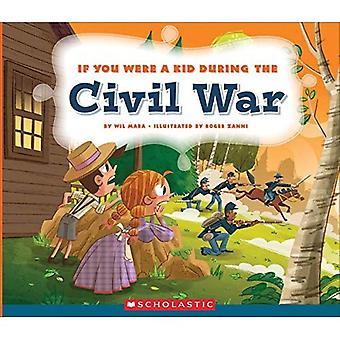 Wenn Sie ein Kind während des Bürgerkriegs waren