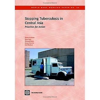 Stopping Tuberculosis in Central Asia: Priorities for Action
