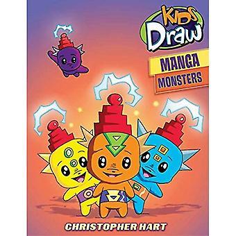 Kids Draw Manga Monsters