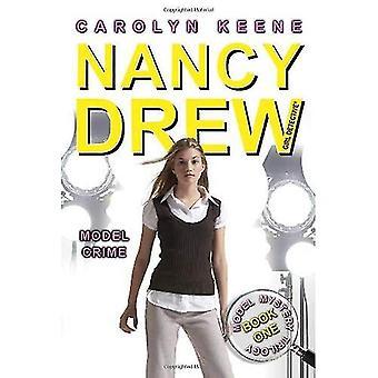 Model Crime (Nancy Drew Girl Detective (Aladdin))
