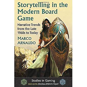 Storytelling in the Modern Board Game