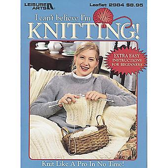 I Can't Believe I'm Knitting