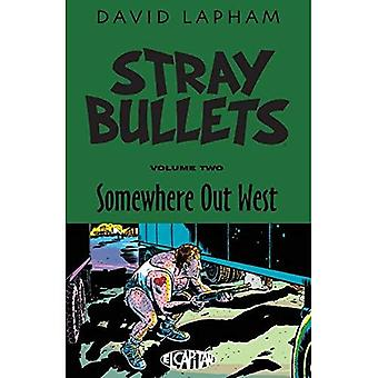 Stray Bullets Band 2: Irgendwo in den Westen (Stray Bullets Tp (Bild))