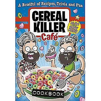 Cereal Killer Cafe libro