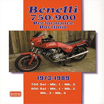 Benelli 750 & 900 Performance portefeuille 1973-1989