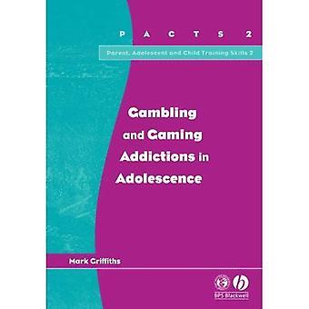 Jogos de azar e jogos de vícios na adolescência (pai, adolescente e criança habilidades de treinamento)