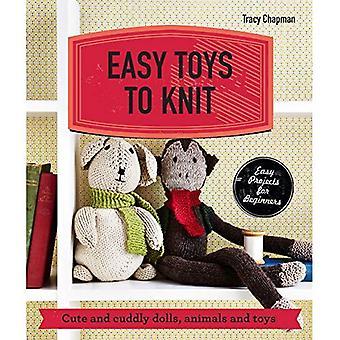 Einfach Spielzeug stricken: süß und knuddelig Puppen, Tiere und Spielzeuge (Make Me!)