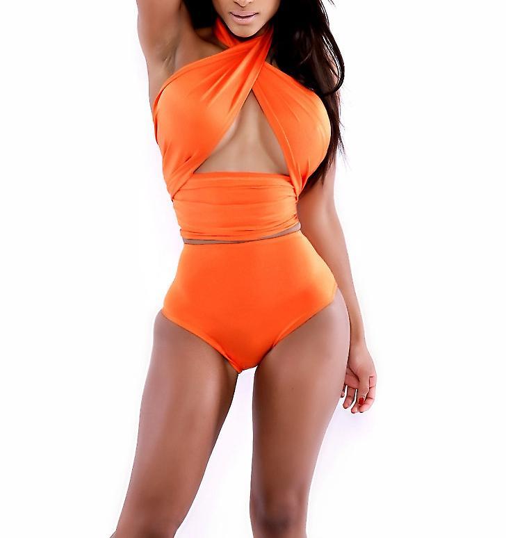 Waooh - Bikini uavgjort Flad