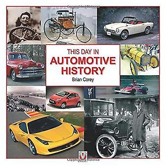 Denna dag i fordonsindustrin historia