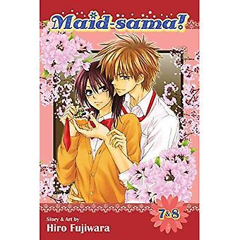 Maid-sama! (2-in-1 Edition), Vol. 4: Includes Vol. 7 & 8