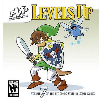 PvP - v. 7 - PvP Level Up von Scott Kurtz - Scott Kurtz - 9781607061809