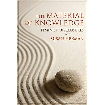 Il materiale della conoscenza informativa femminista di Hekman & Susan