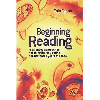 Begyndt læsning en afbalanceret tilgang til undervisning færdigheder under de første tre år i skolen ved Yola Center