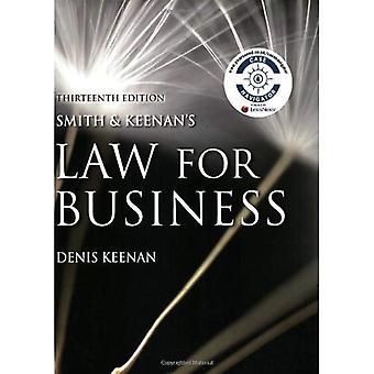 Smith och Keenan lag för företag