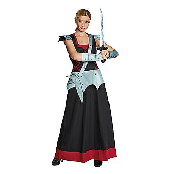Dragon Fighter fighter dress fighter robe costume for women