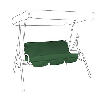 Gardenista® Green Replacement Canopy for 3 Seater Swing Seat