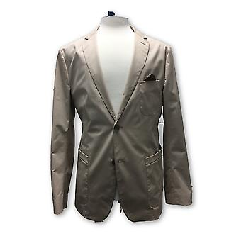 HUGO BOSS Marcoz slim fit jacket in cream