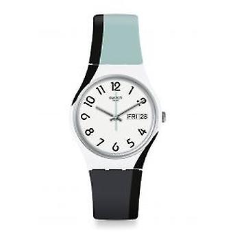 Swatch Greytwist Armbanduhr (GW711)