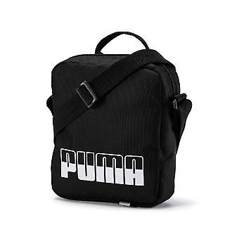 Puma plus Portable II sport man klein item schoudertas zwart