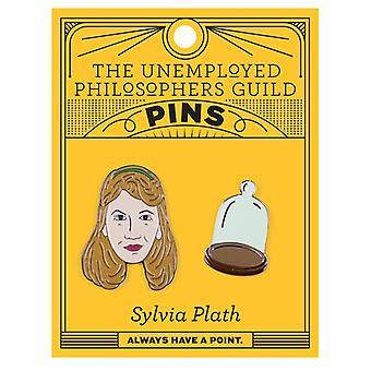 Pin Set - UPG - Sylvia Plath & Bell Jar 5220