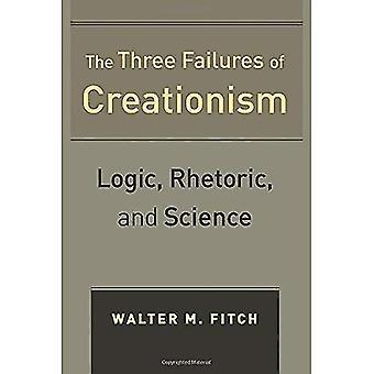De tre fejl i kreationisme: Logic, retorik og videnskab