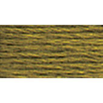Dmc Tapestry & Embroidery Wool 8.8 Yards Bright Khaki 486 7364