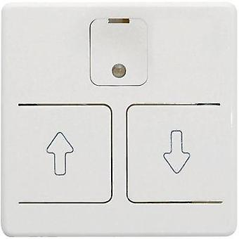 Sygonix Cover Shutter switch SX.11 Sygonix white, (glossy) 50717Q1