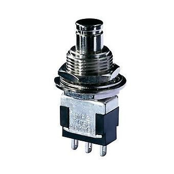 Pushbutton 250 Vac 3 A 1 x On/(Off) Knitter-Switch