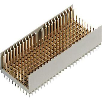 Edge connector (pins) hm 2.0 male Type DE25 200P. class 2 Total number of pins 200 No. of rows 10 ept 1 pc(s)