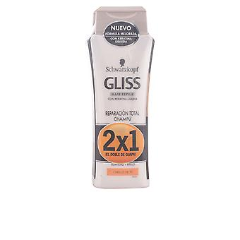GLISS REPARADOR TOTAL SHAMPOOING LOTE