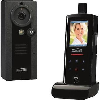 Video door intercom Radio Complete kit Marmitek 08280