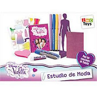 IMC Toys Fashion Studio Violetta