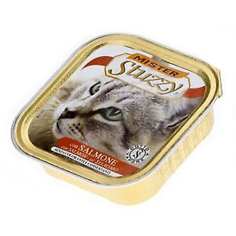 Stuzzy Cat Salmon (Cats , Cat Food , Wet Food)