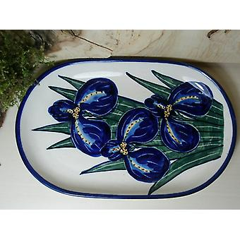 Plate, 23 x 15 cm, unique - China cheap - BSN 6584