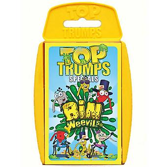 Top Trumps - Specials Bin Rüsselkäfer