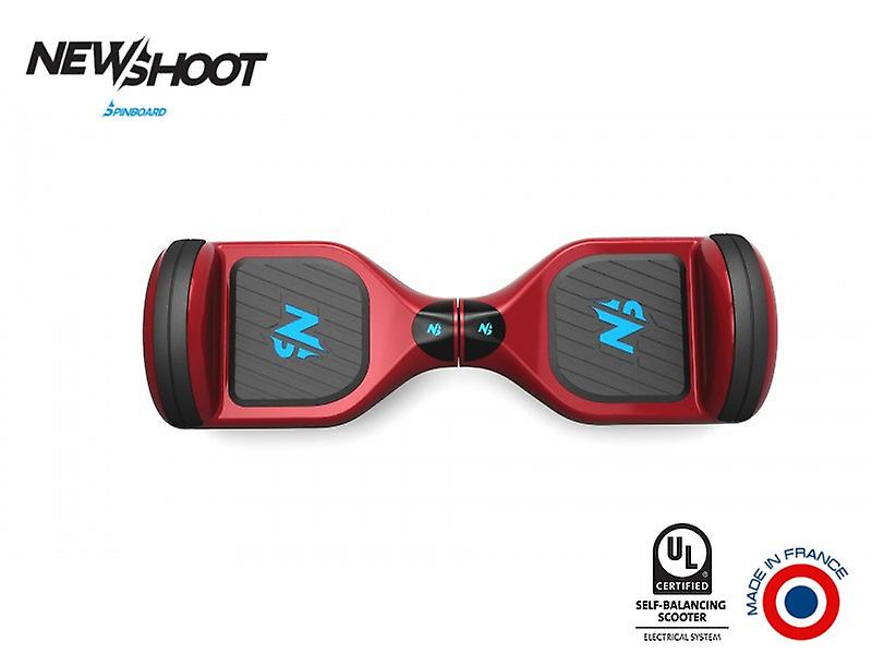 hoverboard spinboard © classic bordeaux red