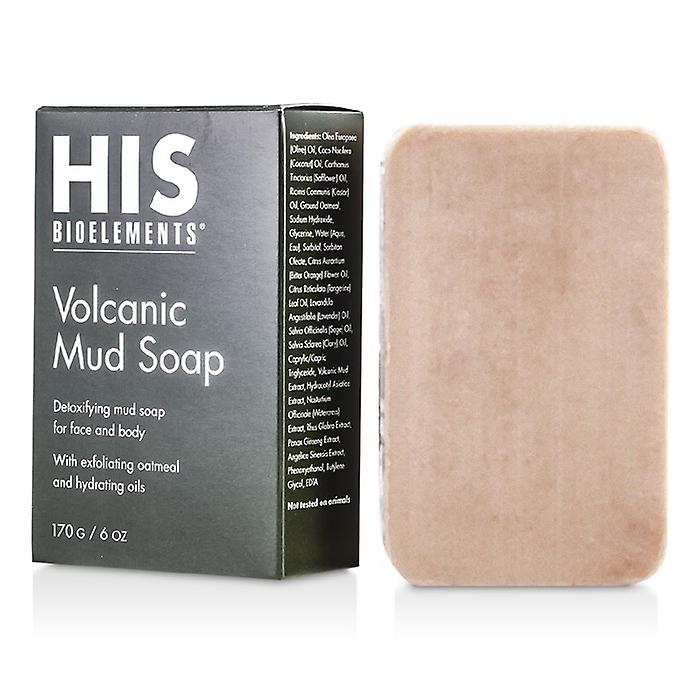 Bioelements Volcanic Mud Soap 170g/6oz
