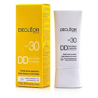 Decleor Daily Defense Fluid sköld SPF30 30ml / 1oz