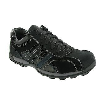 Gibt Mens Paul Schuhe Textil Leder PU Schnürung Befestigung männliche Schuhe