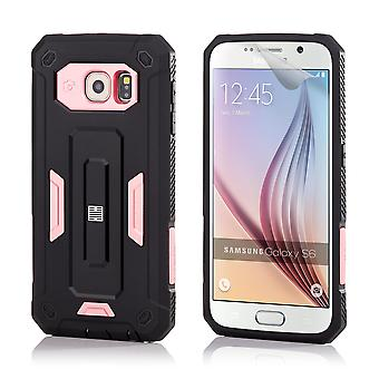 32nd Hard Defender case for Samsung Galaxy S6 (SM-G920) - Rose Gold