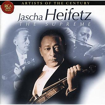 Jascha Heifetz - Jascha Heifetz: The Supreme [CD] USA import