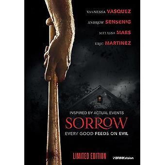 Sorg [DVD] USA importerer
