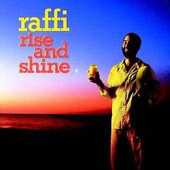 Raffi - importazione Rise & Shine [CD] USA