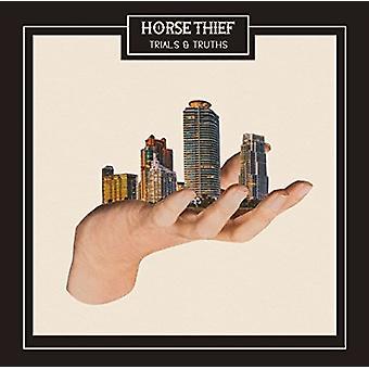 Hest tyv - forsøg & sandheder [Vinyl] USA import